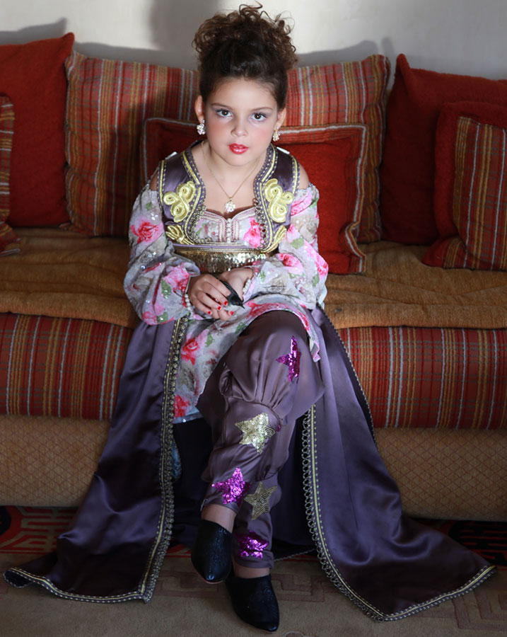 Mmorocco Moroccan Traditional Dress Of Kids
